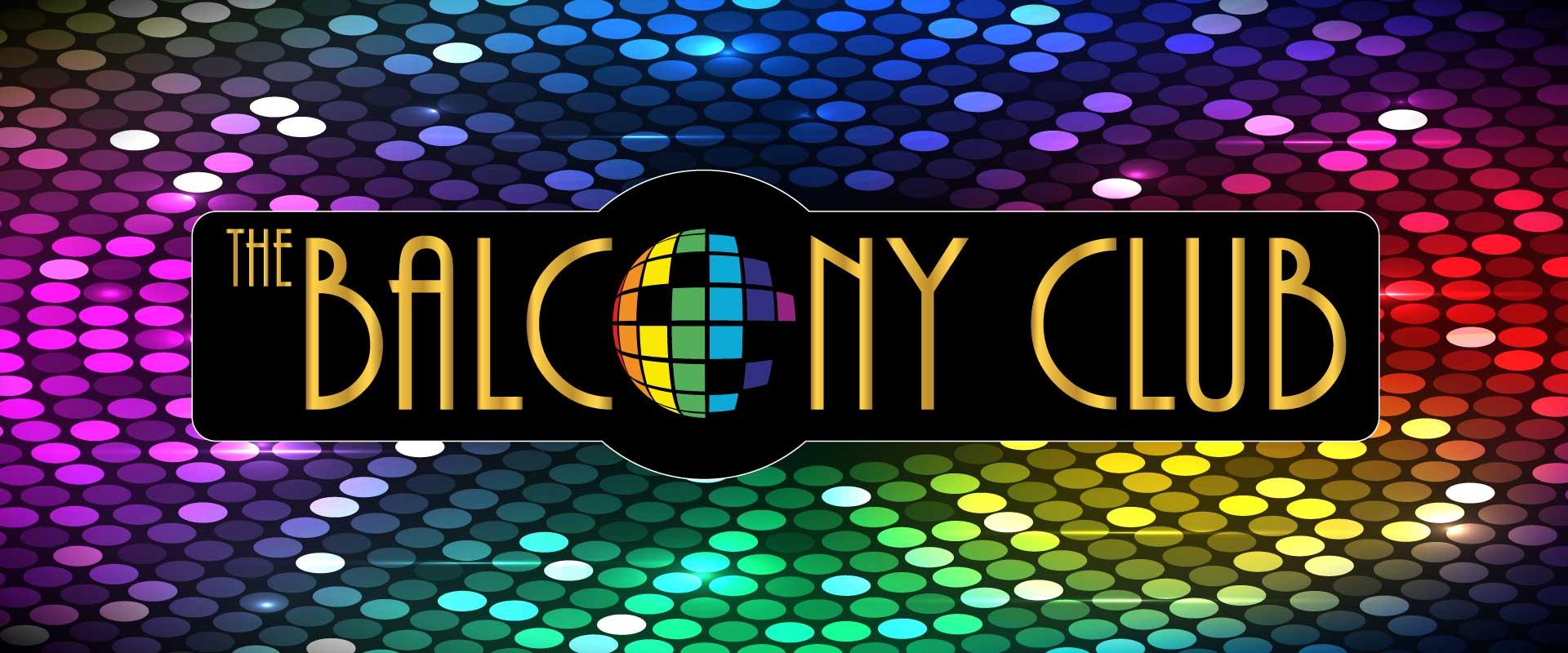 The Balcony Club - Slider - Logo