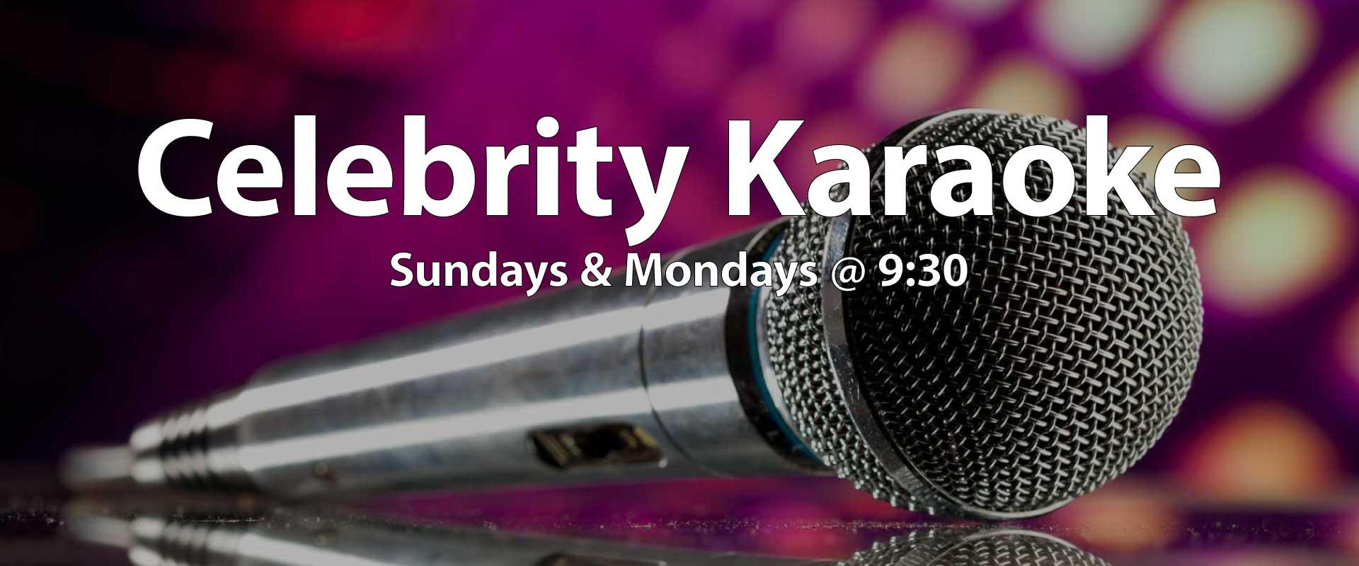 The Balcony Club - Slider - Celebrity-Karaoke