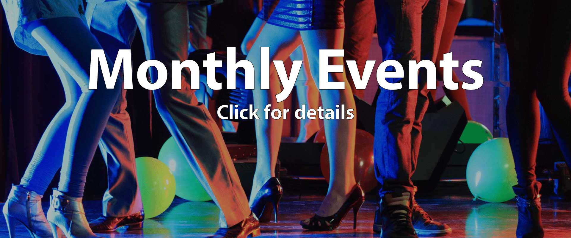 The Balcony Club - Slider - Events